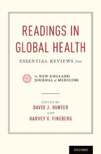 Foto Cover di Readings in Global Health: Essential Reviews from the New England Journal of Medicine, Ebook inglese di  edito da Oxford University Press