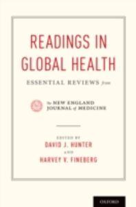 Ebook in inglese Readings in Global Health: Essential Reviews from the New England Journal of Medicine -, -