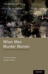 Ebook in inglese When Men Murder Women Dobash, R. Emerson , Dobash, Russell P.