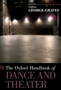 Ebook in inglese Oxford Handbook of Dance and Theater -, -
