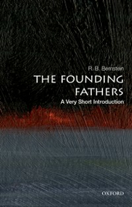 Ebook in inglese Founding Fathers: A Very Short Introduction Bernstein, R. B.