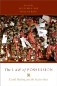 Ebook in inglese Law of Possession: Ritual, Healing, and the Secular State