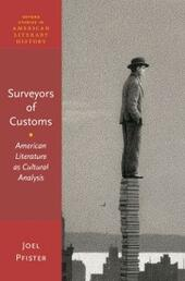 Surveyors of Customs: American Literature as Cultural Analysis