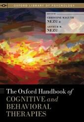 Oxford Handbook of Cognitive and Behavioral Therapies