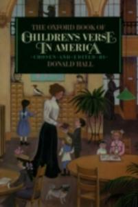 Ebook in inglese Oxford Book of Childrens Verse in America -, -