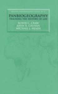 Ebook in inglese Panbiogeography: Tracking the History of Life Craw, Robin C. , Grehan, John R. , Heads, Michael J.