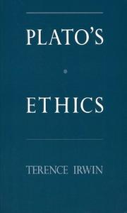 Ebook in inglese Platos Ethics Irwin, Terence