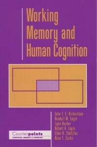 Ebook in inglese Working Memory and Human Cognition Engle, Randall W. , Hasher, Lynn , Logi, ogie , Richardson, John T. E.