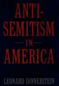Ebook in inglese Antisemitism in America Dinnerstein, Leonard