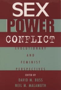 Ebook in inglese Sex, Power, Conflict: Evolutionary and Feminist Perspectives -, -