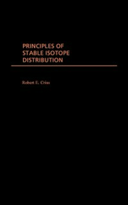 Ebook in inglese Principles of Stable Isotope Distribution Criss, Robert E.