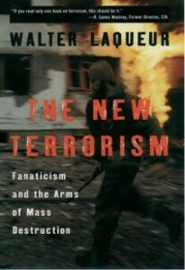 Foto Cover di New Terrorism: Fanaticism and the Arms of Mass Destruction, Ebook inglese di Walter Laqueur, edito da Oxford University Press