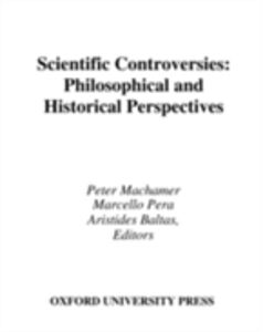 Ebook in inglese Scientific Controversies: Philosophical and Historical Perspectives -, -