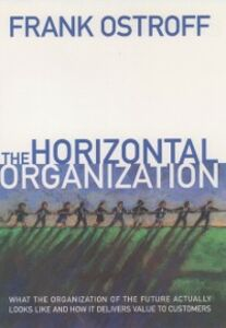 Foto Cover di Horizontal Organization: What the Organization of the Future Actually Looks Like and How It Delivers Value to Customers, Ebook inglese di Frank Ostroff, edito da Oxford University Press