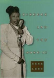 Ebook in inglese Singers and the Song II Lees, Gene