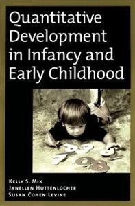Foto Cover di Quantitative Development in Infancy and Early Childhood, Ebook inglese di AA.VV edito da Oxford University Press