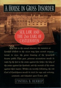 Ebook in inglese House in Gross Disorder: Sex, Law, and the 2nd Earl of Castlehaven Herrup, Cynthia B.