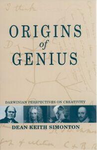 Ebook in inglese Origins of Genius: Darwinian Perspectives on Creativity Simonton, Dean Keith