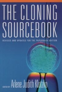 Ebook in inglese Cloning Sourcebook