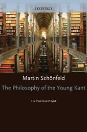 Philosophy of the Young Kant: The Precritical Project