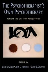 Psychotherapists Own Psychotherapy: Patient and Clinician Perspectives