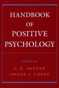 Foto Cover di Handbook of Positive Psychology, Ebook inglese di  edito da Oxford University Press