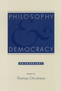 Ebook in inglese Philosophy and Democracy: An Anthology -, -