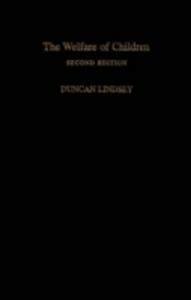 Ebook in inglese Welfare of Children Lindsey, Duncan
