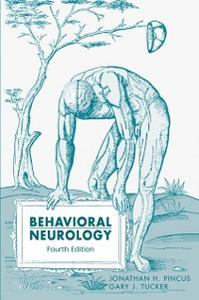 Ebook in inglese Behavioral Neurology Pincus, Jonathan H. , Tucker, Gary J.