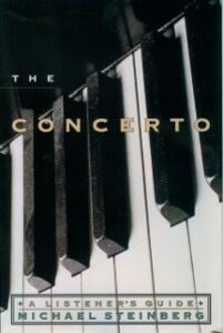 Ebook in inglese Concerto: A Listeners Guide Steinberg, Michael