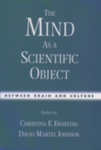 Ebook in inglese Mind As a Scientific Object: Between Brain and Culture -, -