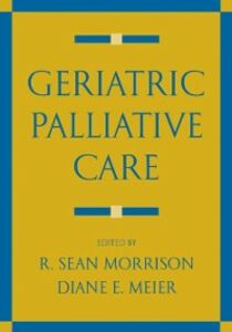 Ebook in inglese Geriatric Palliative Care -, -