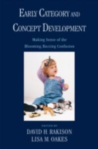 Ebook in inglese Early Category and Concept Development Oakes, Lisa M. , Rakison, David H.