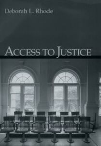 Ebook in inglese Access to Justice Rhode, Deborah L.