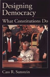 Ebook in inglese Designing Democracy: What Constitutions Do Sunstein, Cass R.