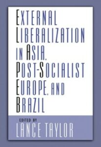 Foto Cover di External Liberalization, Economic Performance and Social Policy, Ebook inglese di  edito da Oxford University Press
