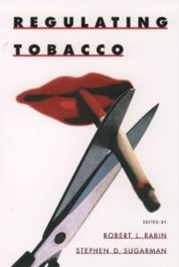 Ebook in inglese Regulating Tobacco -, -