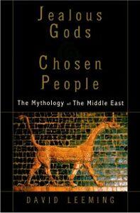 Foto Cover di Jealous Gods and Chosen People: The Mythology of the Middle East, Ebook inglese di David Leeming, edito da Oxford University Press