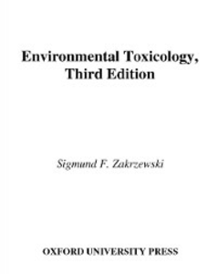 Ebook in inglese Environmental Toxicology -, -