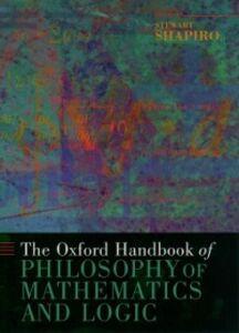 Foto Cover di Oxford Handbook of Philosophy of Mathematics and Logic, Ebook inglese di  edito da Oxford University Press