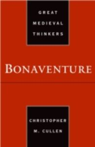 Foto Cover di Bonaventure, Ebook inglese di Christopher M. Cullen, edito da Oxford University Press