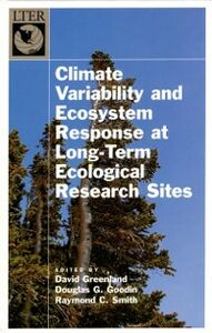 Foto Cover di Climate Variability and Ecosystem Response at Long-Term Ecological Research Sites, Ebook inglese di  edito da Oxford University Press
