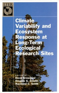 Ebook in inglese Climate Variability and Ecosystem Response at Long-Term Ecological Research Sites -, -