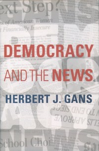 Ebook in inglese Democracy and the News Gans, Herbert J.