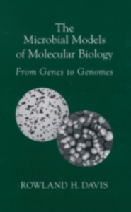 Ebook in inglese Microbial Models of Molecular Biology: From Genes to Genomes Davis, Rowland H.