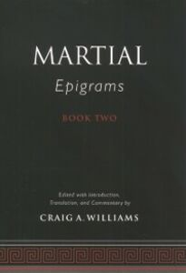 Foto Cover di Martials Epigrams Book Two, Ebook inglese di  edito da Oxford University Press