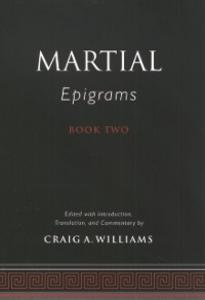 Ebook in inglese Martials Epigrams Book Two -, -