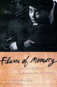 Ebook in inglese Flares of Memory: Stories of Childhood During the Holocaust