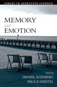 Foto Cover di Memory and Emotion, Ebook inglese di  edito da Oxford University Press