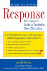 Ebook in inglese Response: The Complete Guide to Profitable Direct Marketing Geller, Lois K.